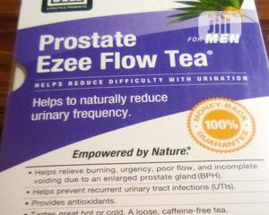 Bell Prostate Ezee Flow Tea For Prostate Cancer | Vitamins & Supplements for sale in Lagos State, Surulere