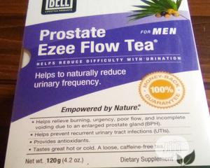 Bell Ezee Prostate Flow Tea For Men Prostate Enlargement   Sexual Wellness for sale in Lagos State, Agboyi/Ketu