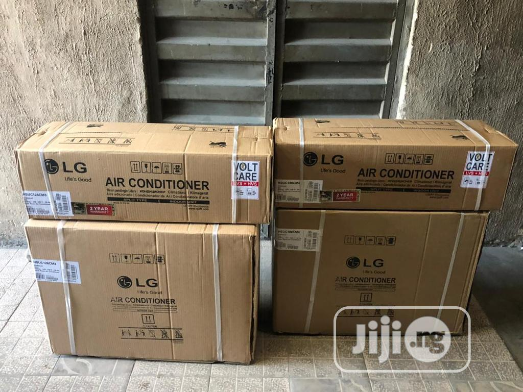 Lg 1.5hp Air Condition | Home Appliances for sale in Ojo, Lagos State, Nigeria