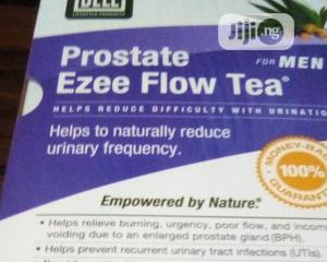 Bell Prostate Ezee Flow Tea For Men Sexual Disorder | Sexual Wellness for sale in Lagos State, Egbe Idimu