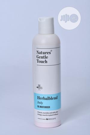 Natures Gentle Touch Herbalblend Daily Oil Moisturiser 250ml   Hair Beauty for sale in Lagos State, Oshodi