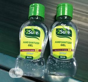 2sure Gel Hand Sanitizer 100ml | Skin Care for sale in Lagos State, Ikeja