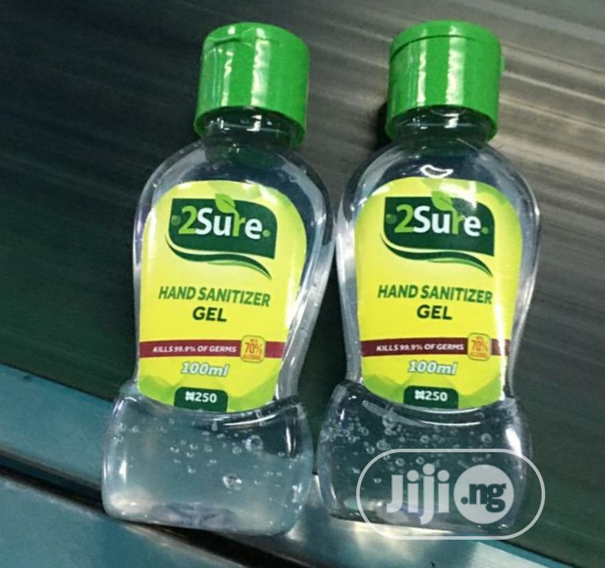 2sure Gel Hand Sanitizer 100ml