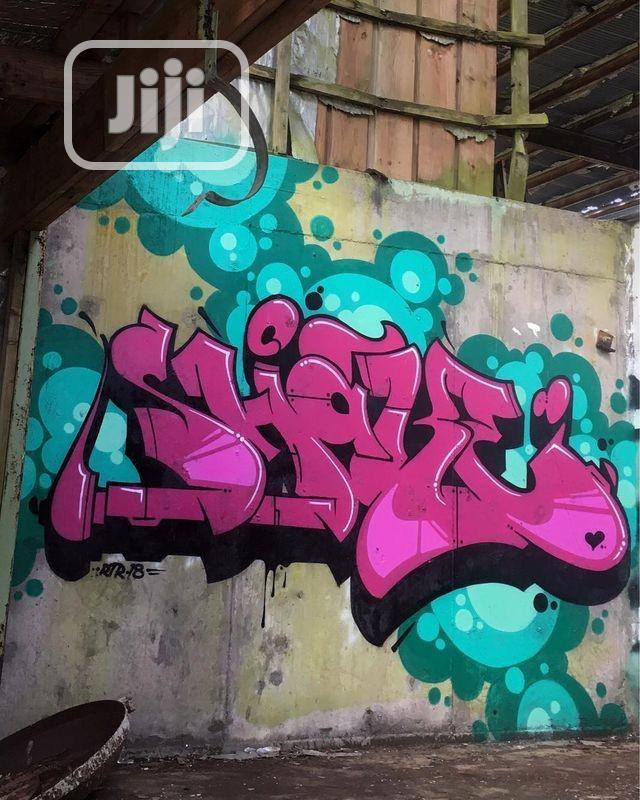Archive: Graffiti And Wall Painting