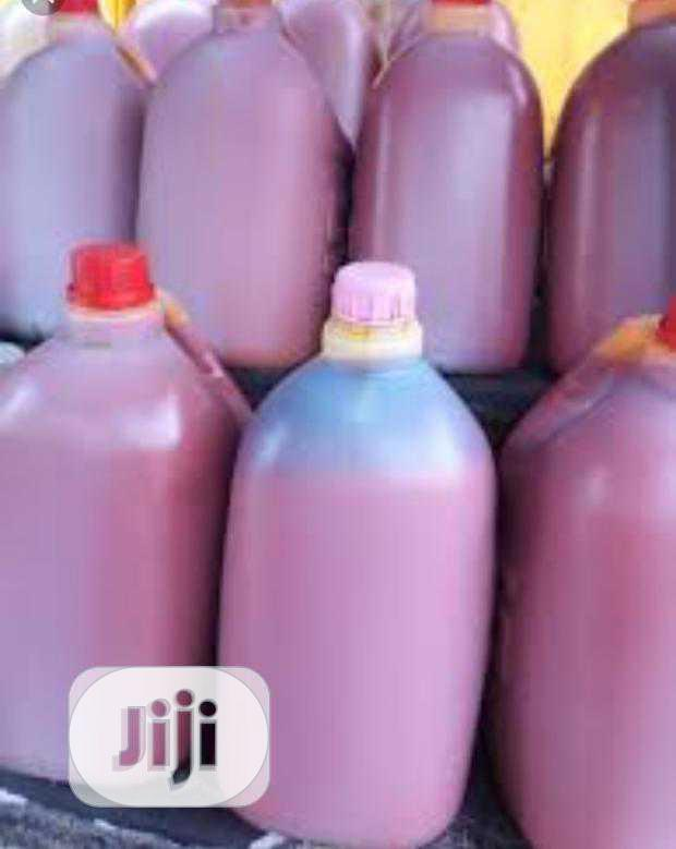 Archive: Red Palm Oil 5litres