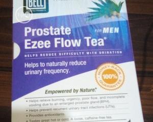 Bell Prostate Ezee Flow Tea Sure Treatment Fo Prostatitis   Sexual Wellness for sale in Lagos State, Ojota