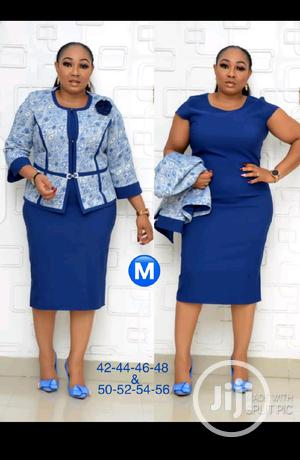 New Female Turkey Quality Gown Suit. | Clothing for sale in Lagos State, Lagos Island (Eko)