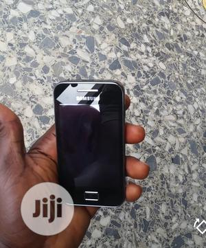 Samsung Galaxy Ace S5830 Black | Mobile Phones for sale in Lagos State, Ikeja