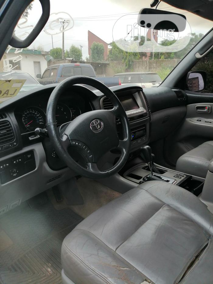 Toyota Land Cruiser 3.0 D-4D Executive 2004 Gray | Cars for sale in Ikeja, Lagos State, Nigeria