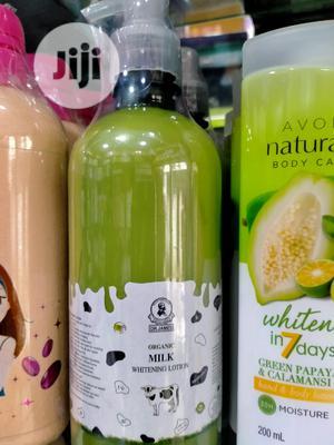 Dr. James Organic Milk Whitening Lotion   Skin Care for sale in Lagos State, Amuwo-Odofin