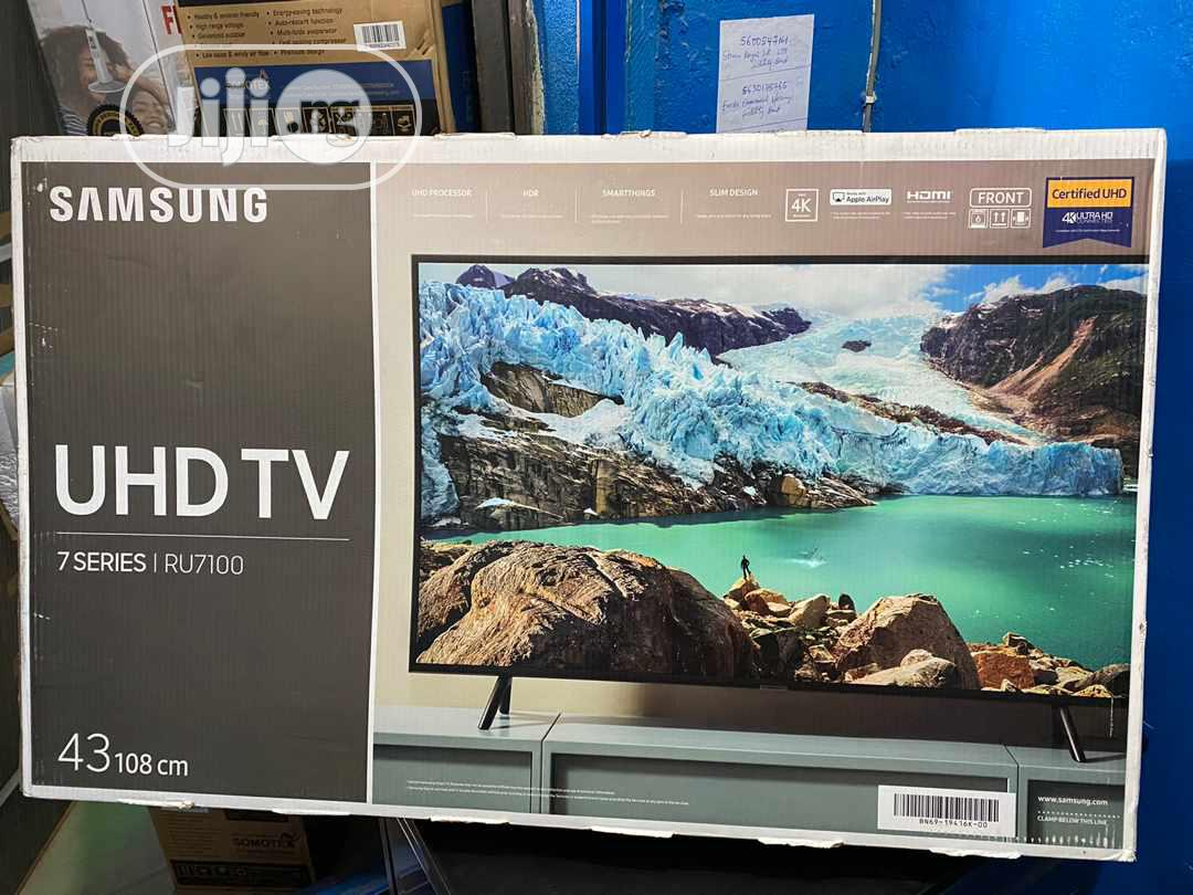 43 Inches Smart Samsung Television
