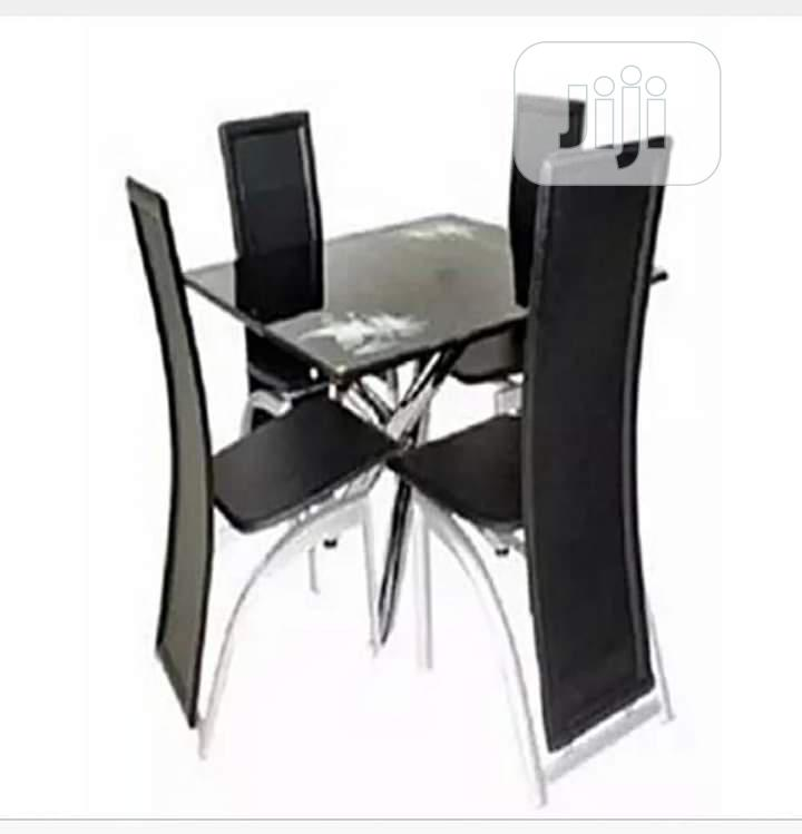 Archive: Four Seater Dining Table Set