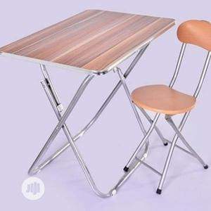 Foldable Chair And Table   Furniture for sale in Lagos State, Lagos Island (Eko)