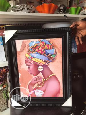 African Woman Frame | Home Accessories for sale in Lagos State, Agege