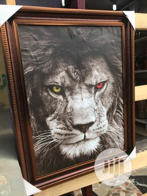 Lion King Frame | Home Accessories for sale in Lagos State, Agege