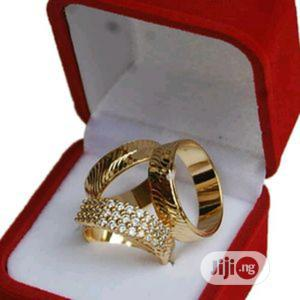 Brazilian Gold Wedding Rings   Wedding Wear & Accessories for sale in Lagos State, Surulere
