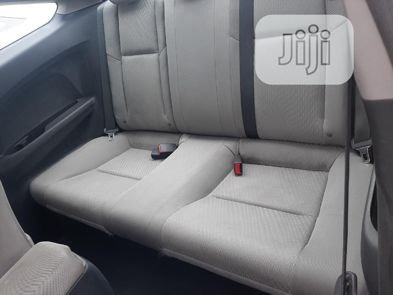 Honda Civic 2016 EX 4dr Sedan (1.5L 4cyl) Black | Cars for sale in Ikotun/Igando, Lagos State, Nigeria