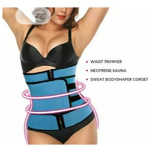 Waist Trimmer Belt | Sports Equipment for sale in Lagos State, Ikeja