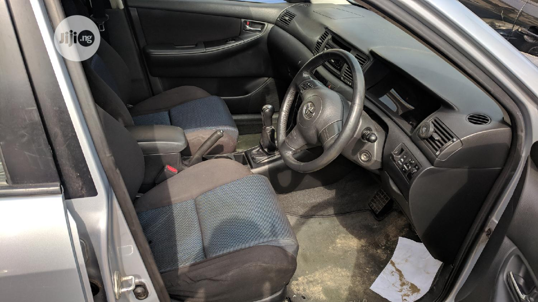 Toyota Corolla 2006 1.6 VVT-i Luna Limousine Blue | Cars for sale in Ojo, Lagos State, Nigeria