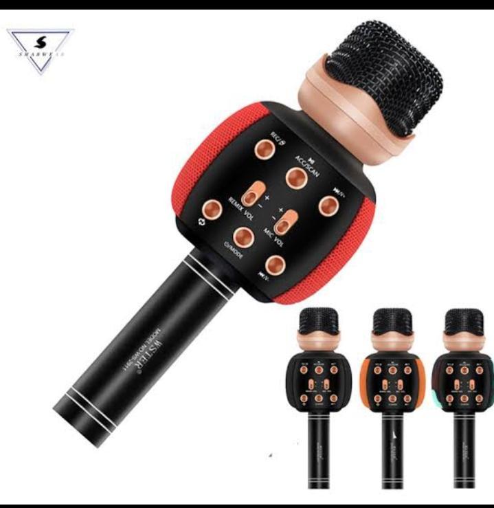 Wireless Karaoke Bluetooth Microphone With Inbuilt Speaker   Audio & Music Equipment for sale in Ikeja, Lagos State, Nigeria