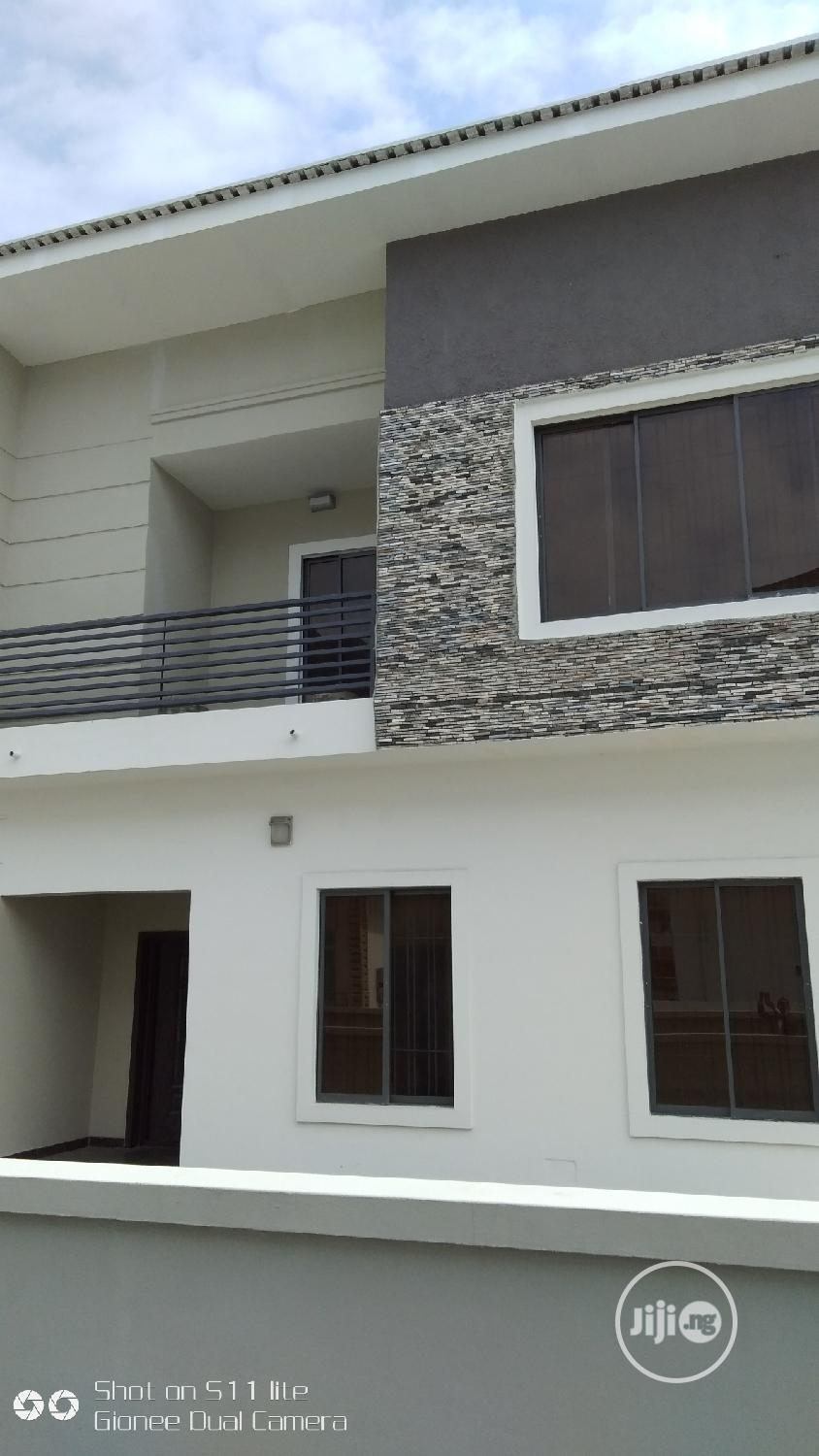 Solid 5 Bedrooms Detached Duplex With BQ | Houses & Apartments For Sale for sale in Lekki, Lagos State, Nigeria
