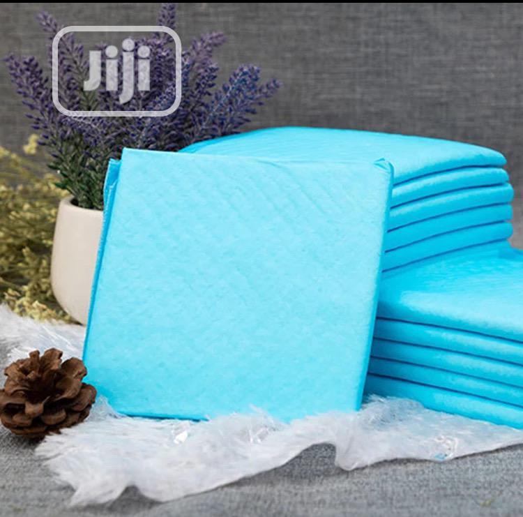 Pet Potty Puppy Pad Big Size | Pet's Accessories for sale in Yaba, Lagos State, Nigeria