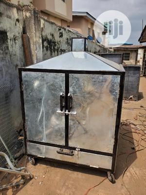 Fish Smoker For Fish Farmers (250pieces ×1 Kg Fish)   Farm Machinery & Equipment for sale in Lagos State, Ifako-Ijaiye