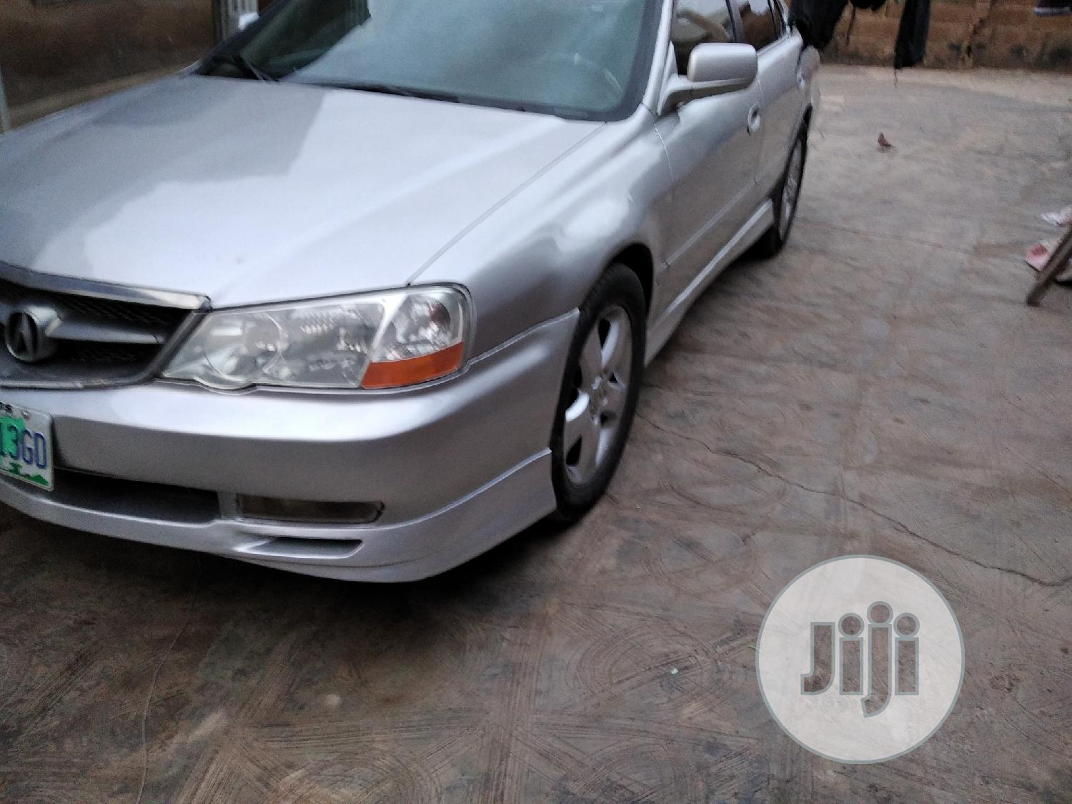 Acura Tl 2003 3 2 Type S Silver In Osogbo Cars Md Bk Jiji Ng For Sale In Osogbo Buy Cars From Md Bk On Jiji Ng