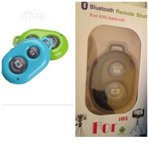 Wireless Bluetooth Shutter | Accessories for Mobile Phones & Tablets for sale in Lagos State, Ikorodu