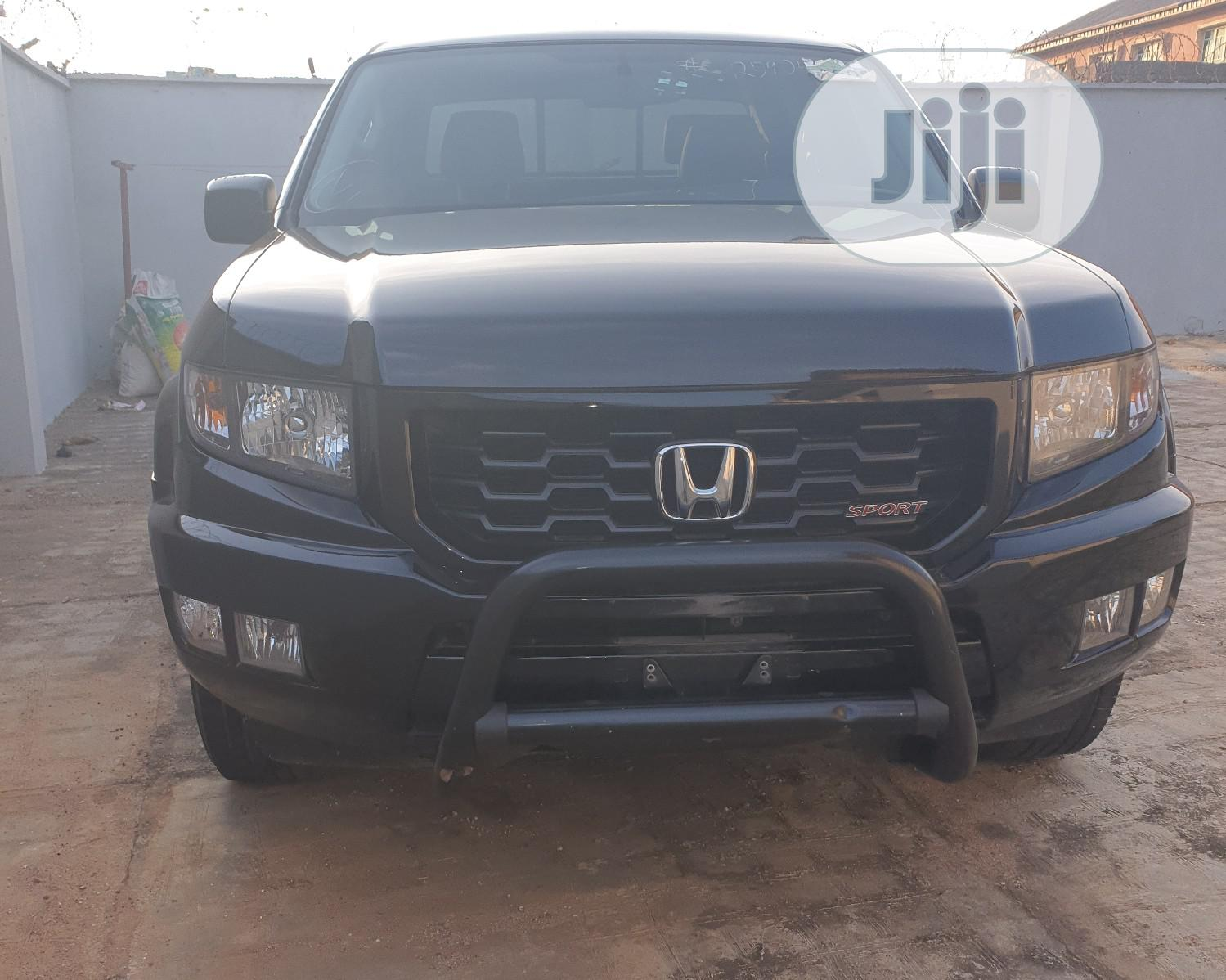 Honda Ridgeline 2014 Black | Cars for sale in Surulere, Lagos State, Nigeria