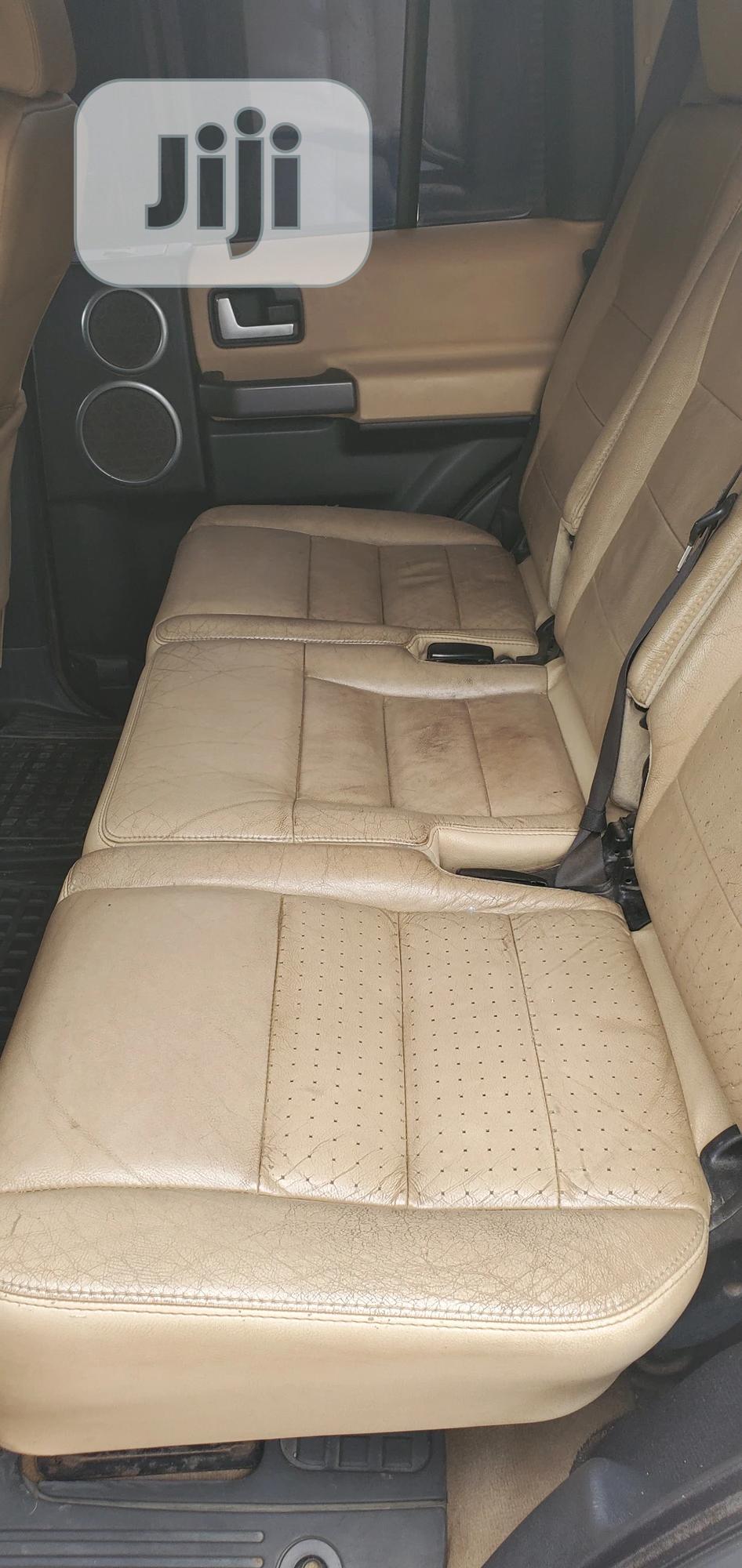 Archive: Land Rover LR3 2006 SE Silver