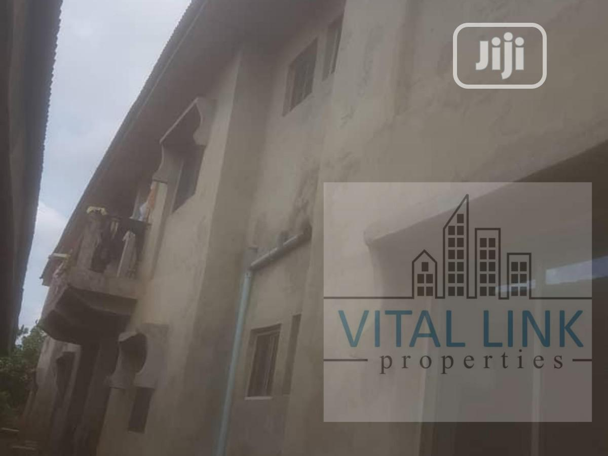 For Sale, 4 Units of 3 Bedroom Flat With 9 Rooms on 2 Plots