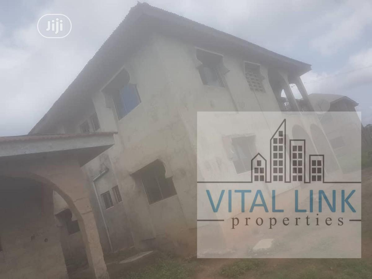 For Sale, 4 Units of 3 Bedroom Flat With 9 Rooms on 2 Plots | Houses & Apartments For Sale for sale in Osogbo, Osun State, Nigeria