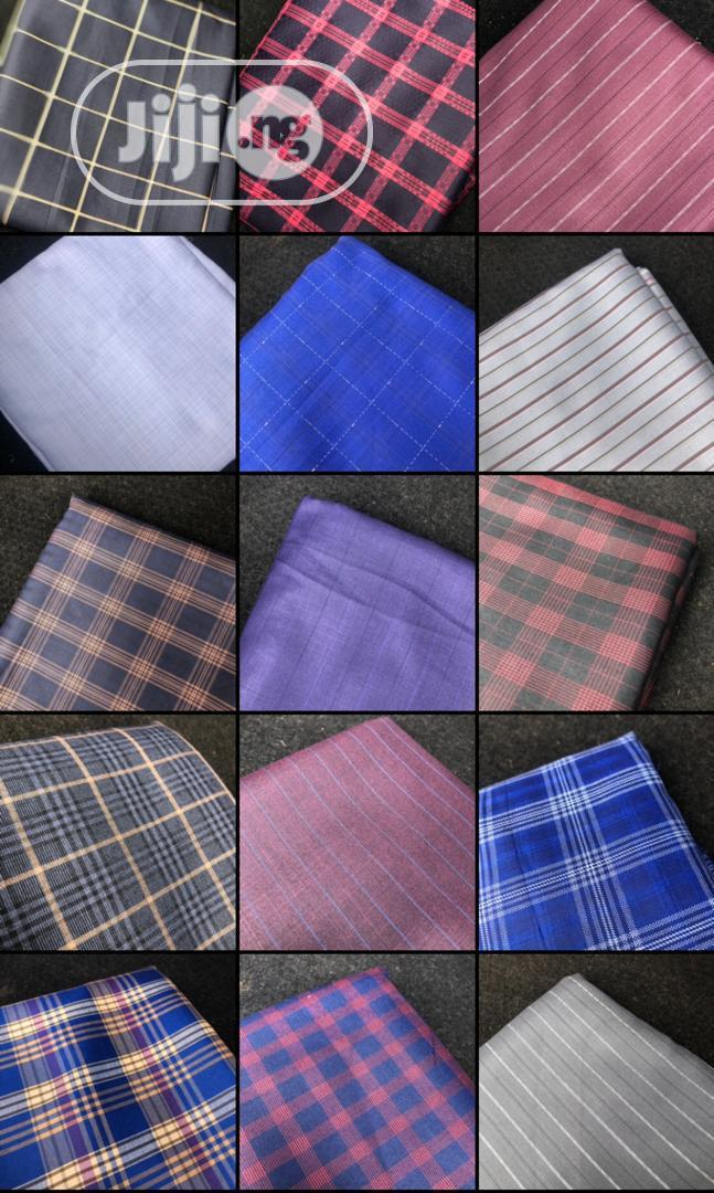 Fabric and Quality Materials