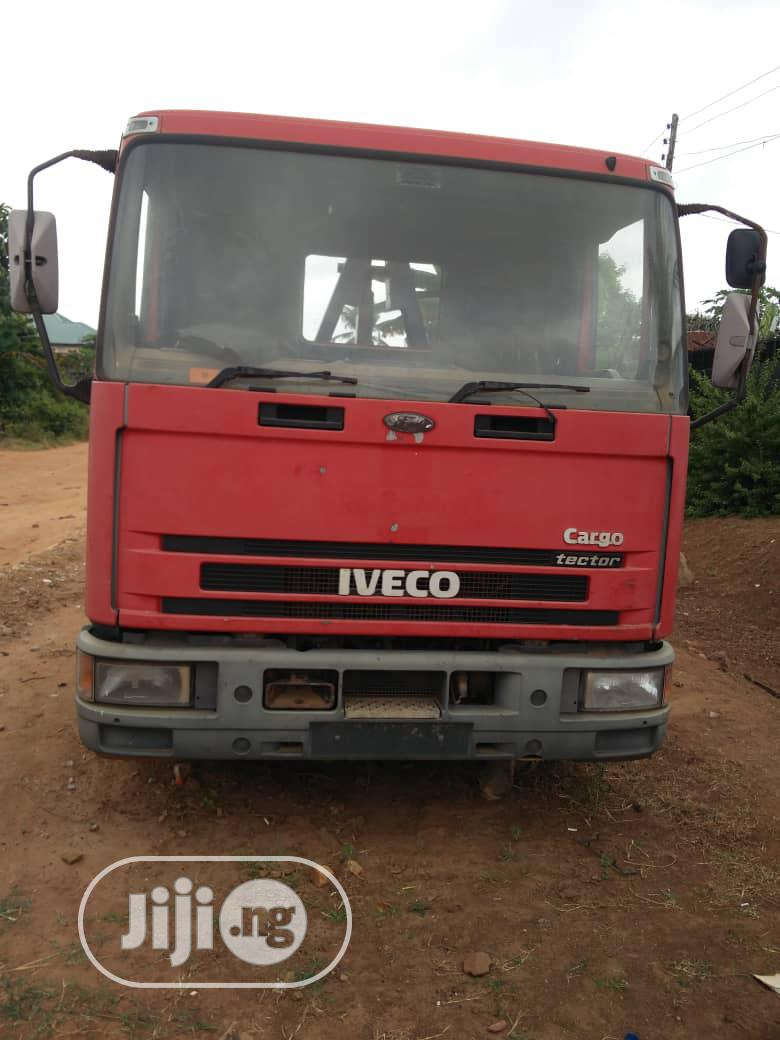Iveco Massif 1999 Red