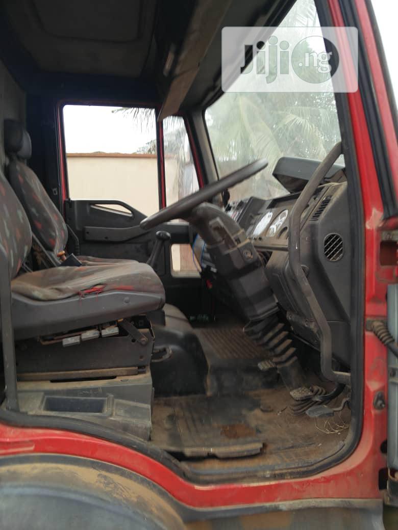 Iveco Massif 1999 Red   Trucks & Trailers for sale in Amuwo-Odofin, Lagos State, Nigeria