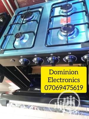 New MIDEA 4burners Gas With Oven Blue Flame Warranty   Kitchen Appliances for sale in Lagos State, Ojo