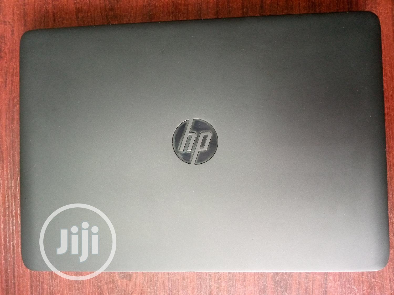 Laptop HP EliteBook 840 8GB Intel Core I5 HDD 500GB | Laptops & Computers for sale in Ikeja, Lagos State, Nigeria