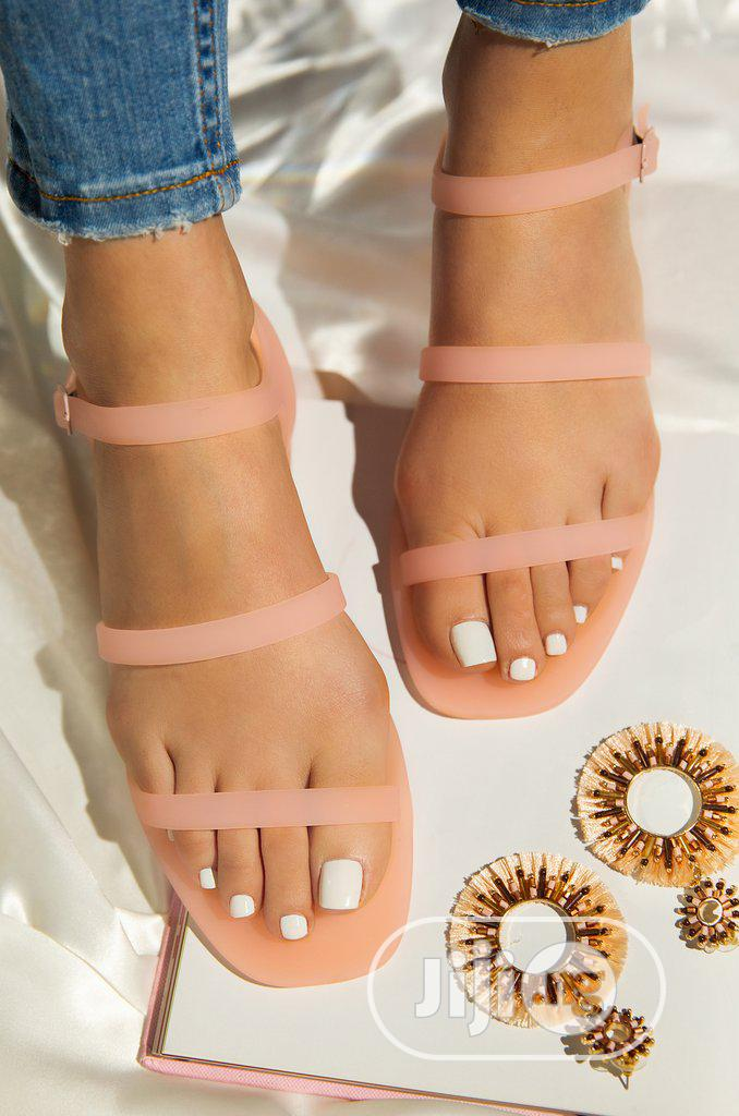 Jelly Rubbers Slippers