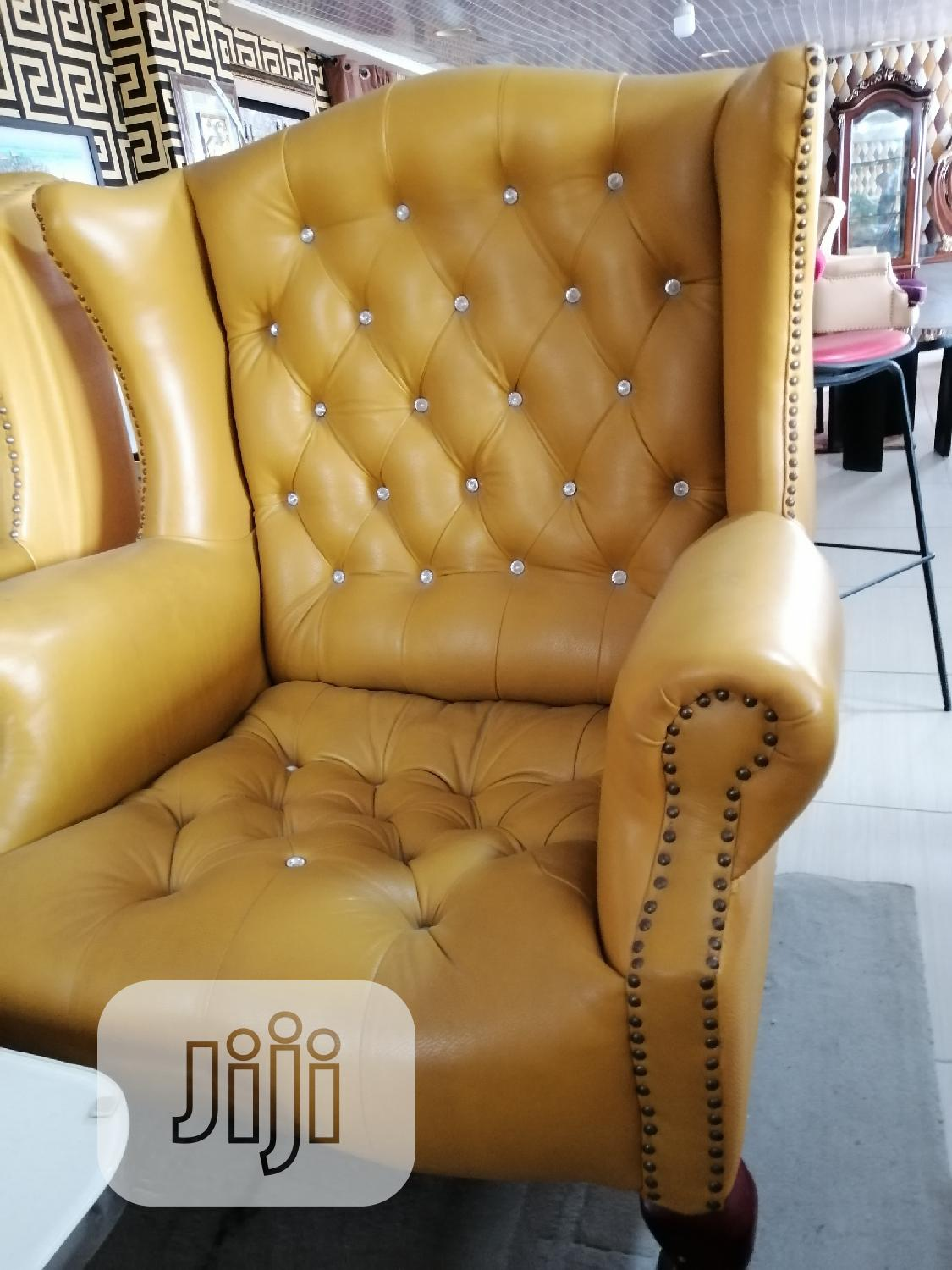 Chesterfield Kings Size Chair | Furniture for sale in Maryland, Lagos State, Nigeria