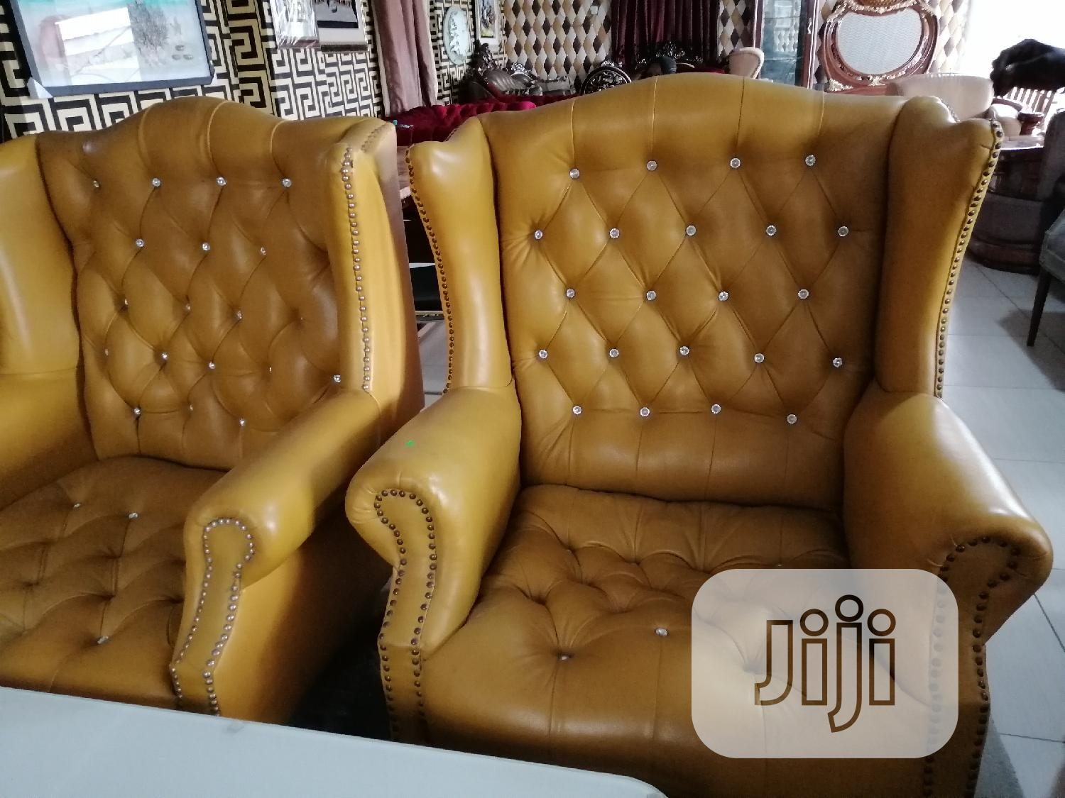Chesterfield Kings Size Chair