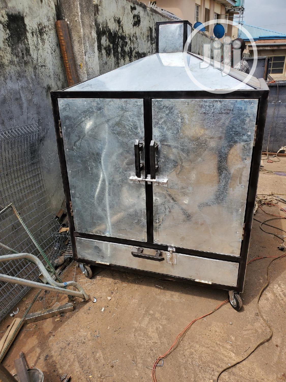 Quality 250 Pieces ×1kg Fish Smoking Kiln