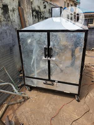 Quality 250 Pieces ×1kg Fish Smoking Kiln | Industrial Ovens for sale in Lagos State, Isolo
