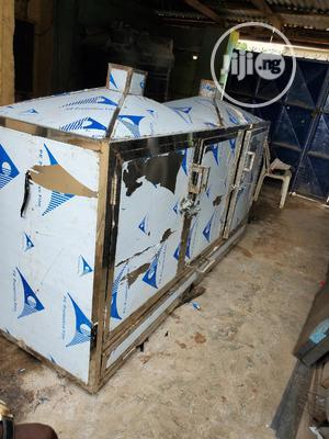 500 Pieces ×1 Kg Stainless Fish Smoking Kiln | Farm Machinery & Equipment for sale in Lagos State, Ifako-Ijaiye
