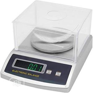Digital Electronic Precision Lab Weighing Scale-200g/0.001g   Store Equipment for sale in Lagos State, Surulere