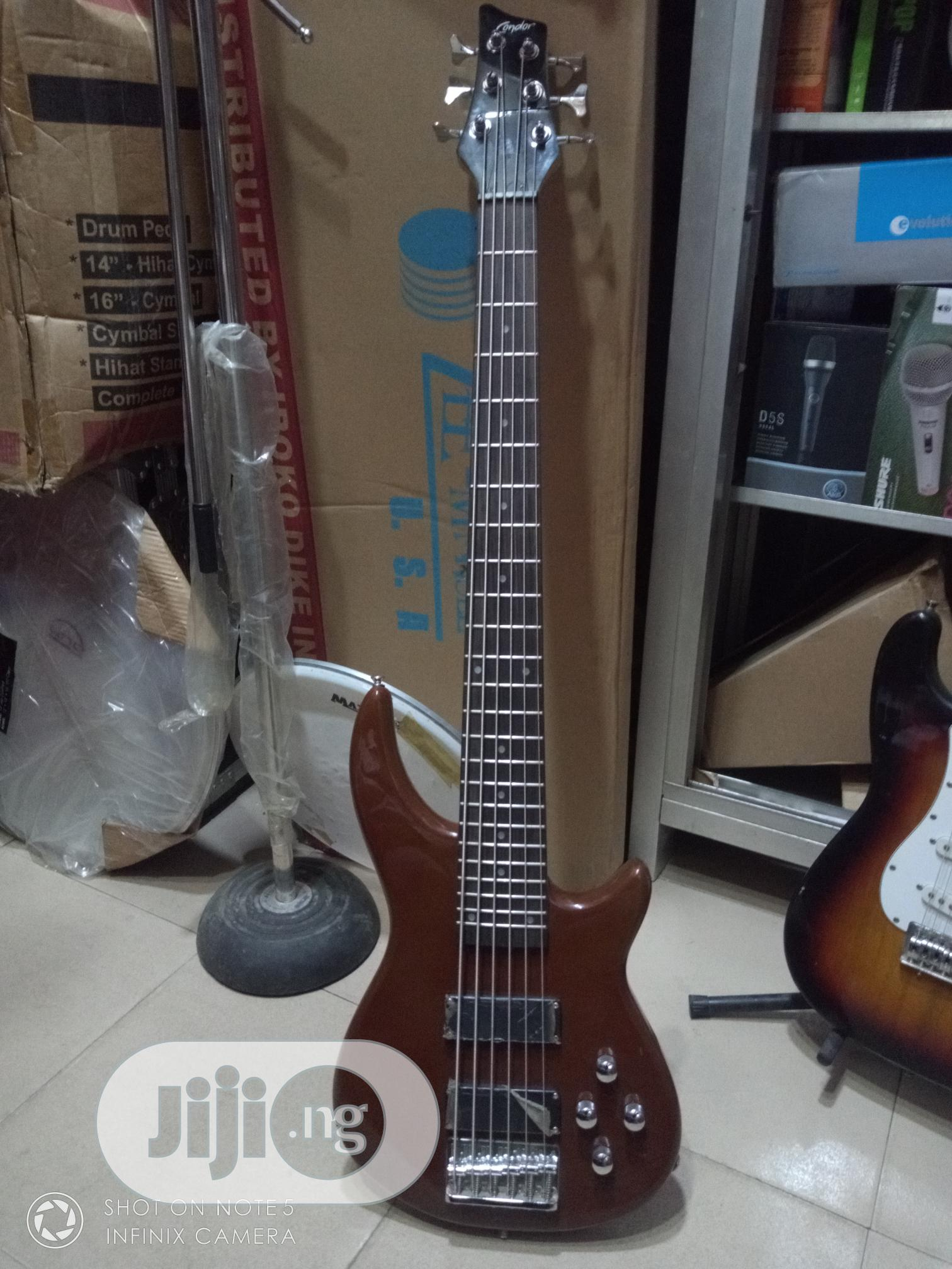 6 String Bass Guitar | Musical Instruments & Gear for sale in Ajah, Lagos State, Nigeria