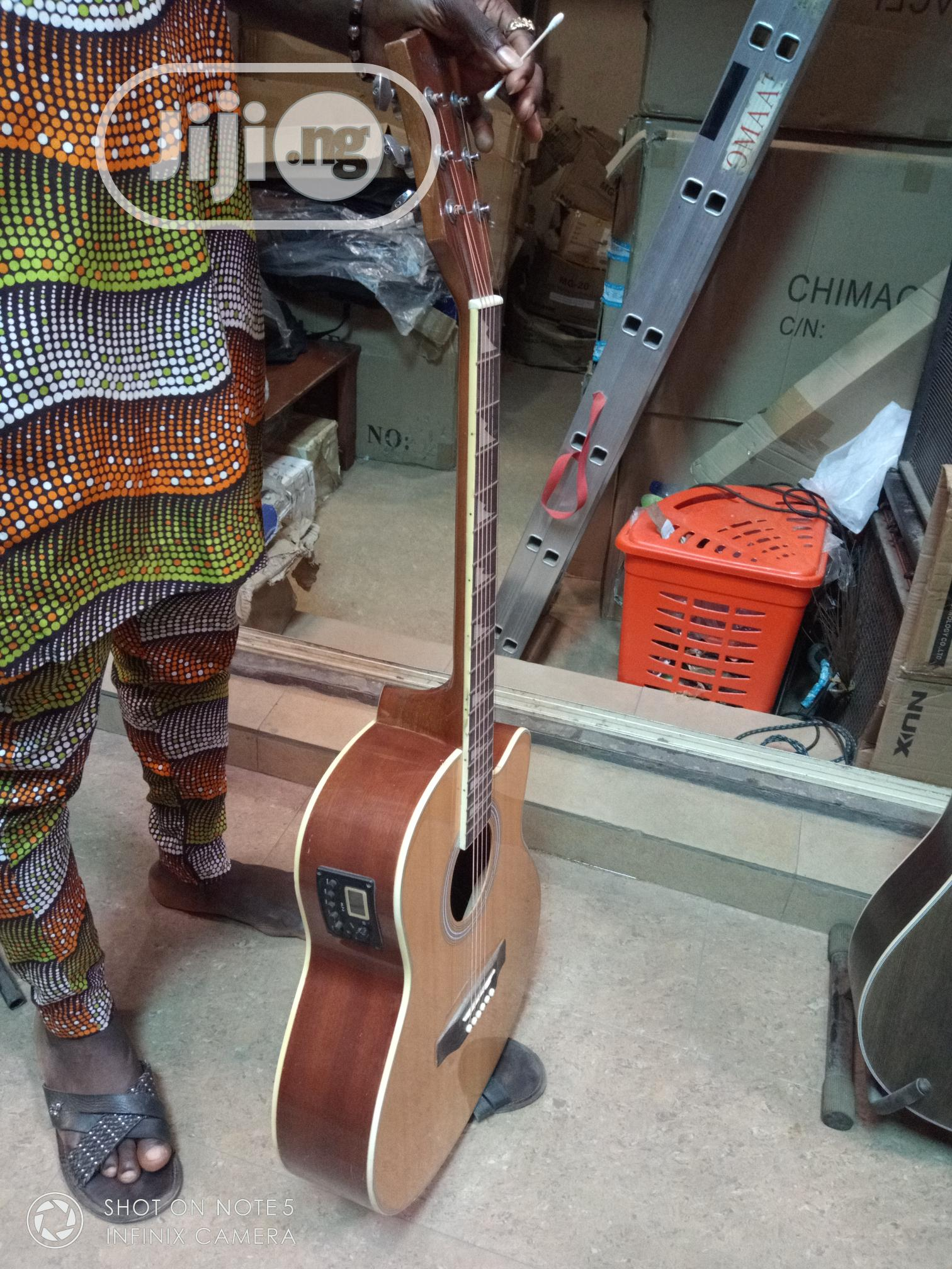 Semi Acoustic Guitar | Musical Instruments & Gear for sale in Ajah, Lagos State, Nigeria