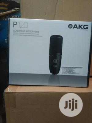 Akg P120 STUDIO Microphone   Audio & Music Equipment for sale in Lagos State, Ojo