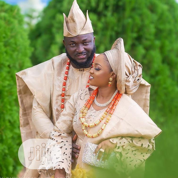 Couples Asooke | Clothing for sale in Ifako-Ijaiye, Lagos State, Nigeria