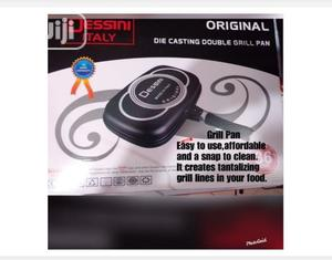 Dessini Grill Pan Double Sided Grill Pan 40cm | Kitchen & Dining for sale in Lagos State, Mushin